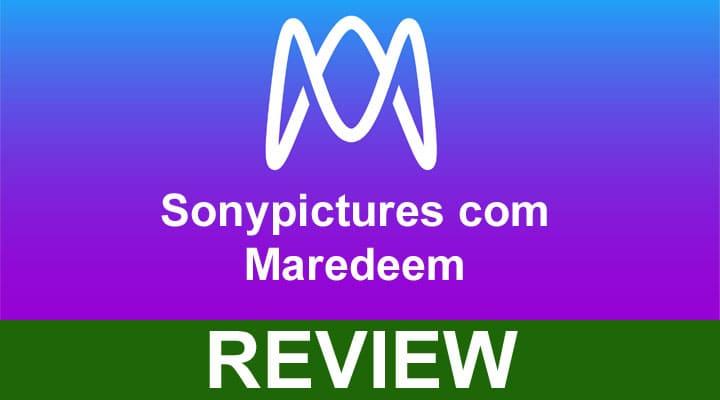 Sonypictures com Maredeem 2020