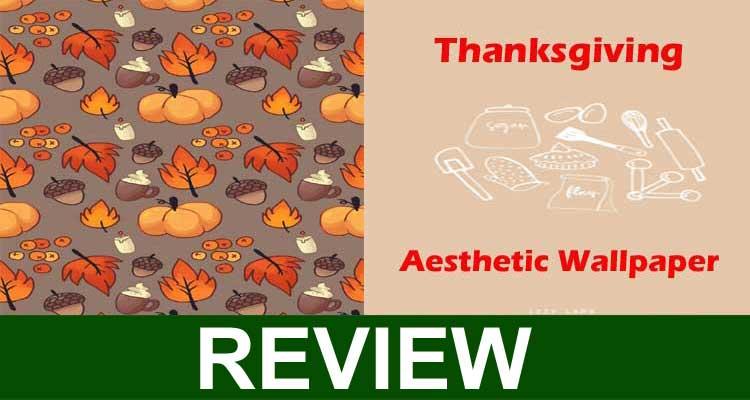 Thanksgiving Aesthetic Wallpaper 2020.