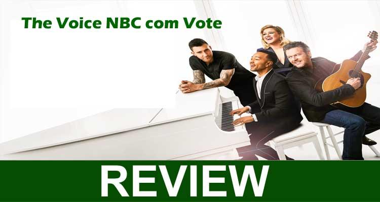 The Voice NBC Com Vote 2020