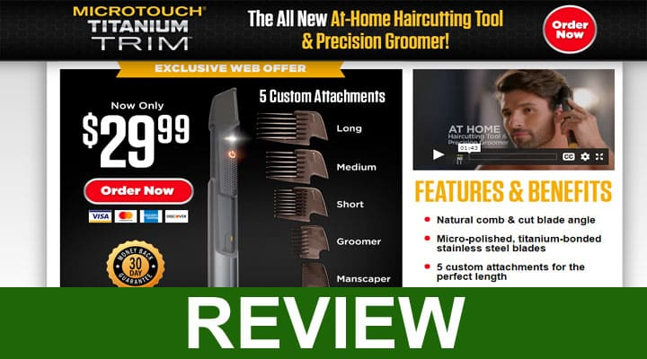 Titanium Trim Reviews 2020