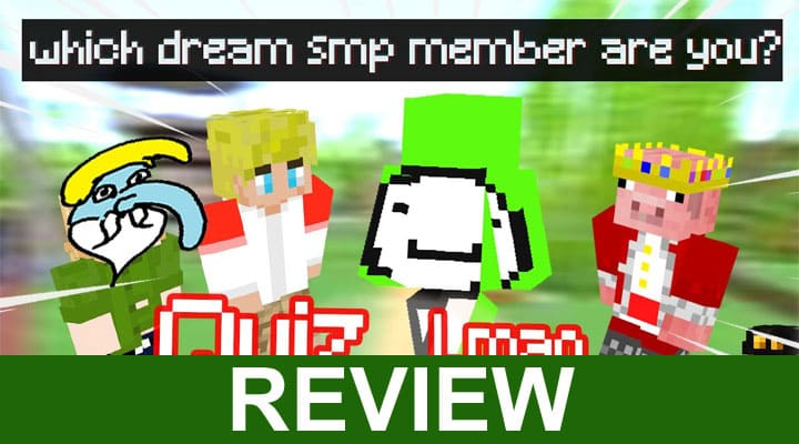 Which Member of Dream Smp Are You 2020