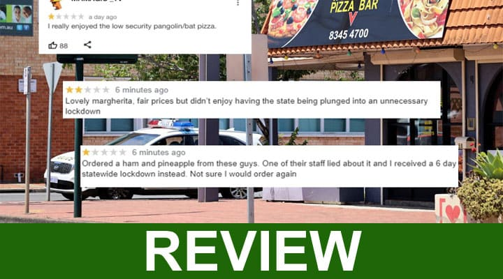 Woodville Pizza Bar Review 2020