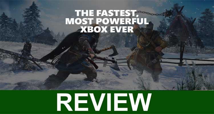 Xbox Series X AO.com 2020