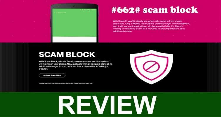#662# Scam Block 2020