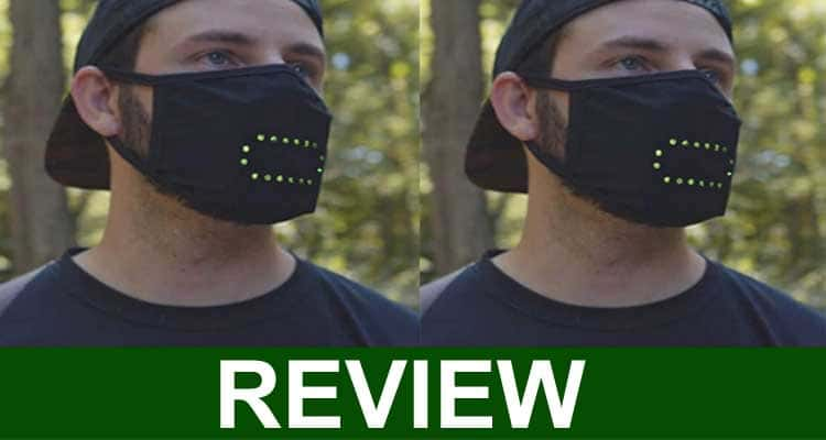 Amazon Voice Activated Mask Review 2020
