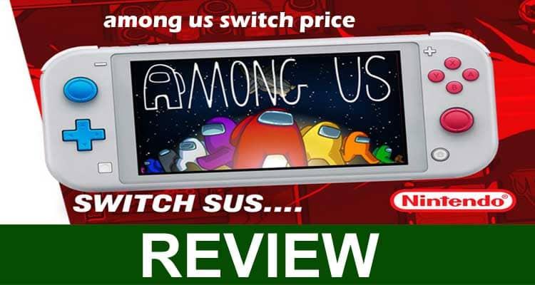 Among Us Switch Price 2020
