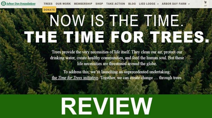 Arbor Day Foundation Survey Legit 2020