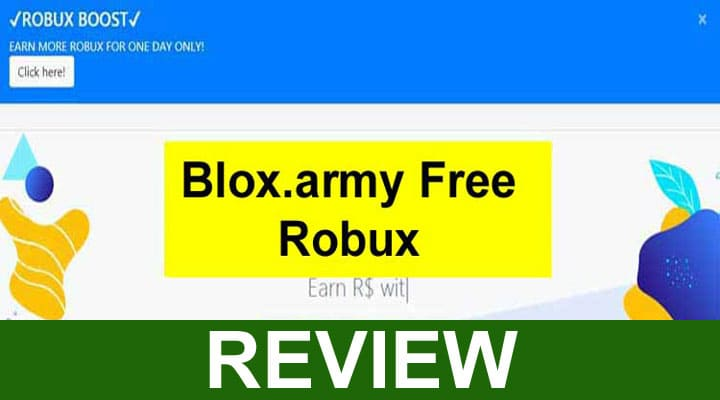 Blox Army Site 2020