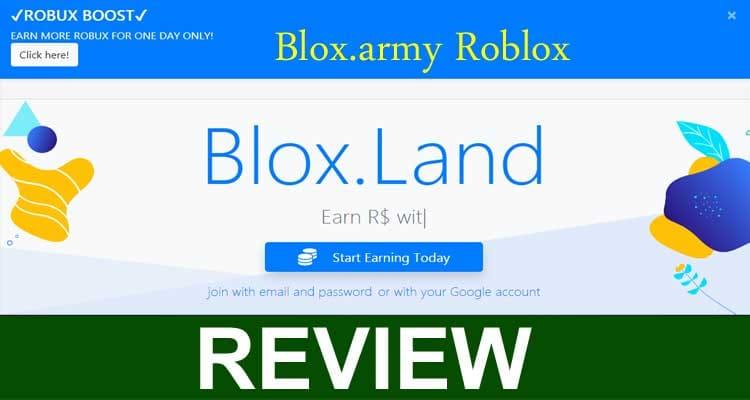 Blox.army Roblox 2020