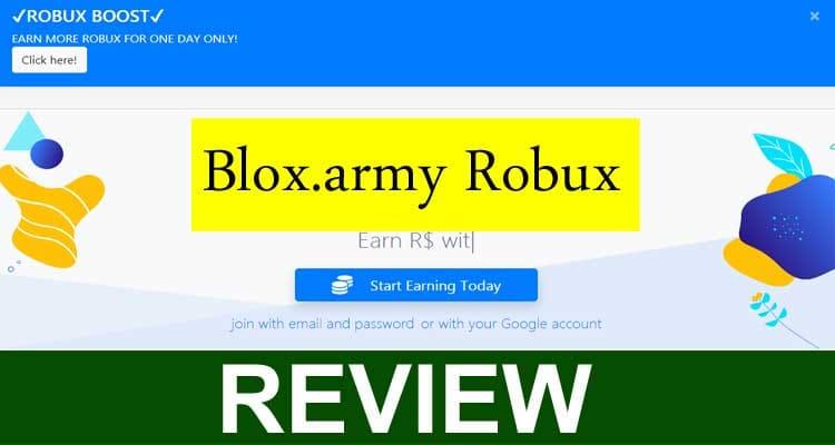 Blox.army Robux 2020