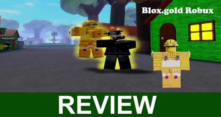 Blox.gold Robux 2020
