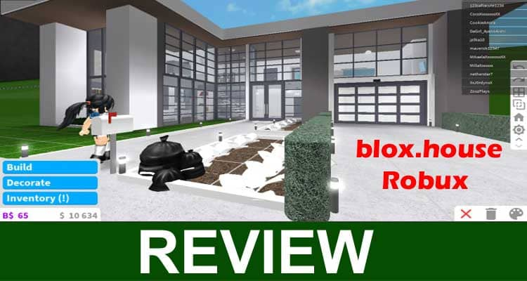 Blox.house Robux 2020