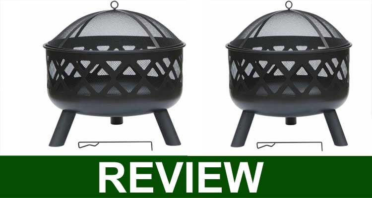 Charles Bentley Fire Pit (Dec 2020) Should Use It