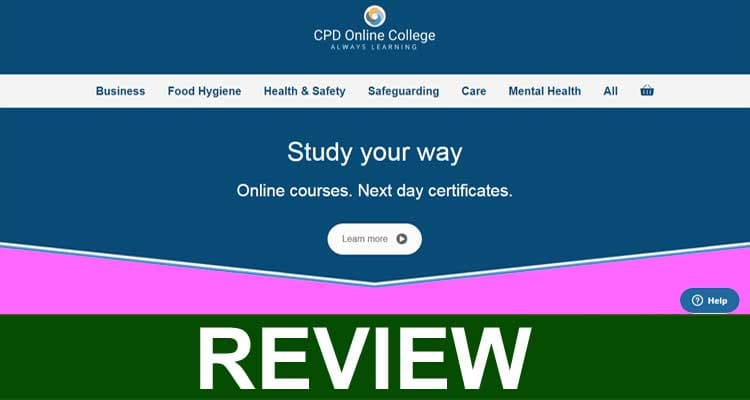 Cpd Online College Reviews Google 2020