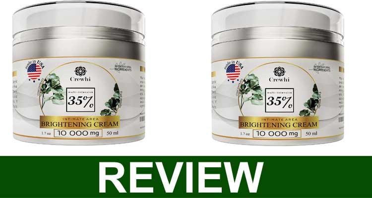 Crewhi 35 Whitening Cream (Dec 2020) Worthy