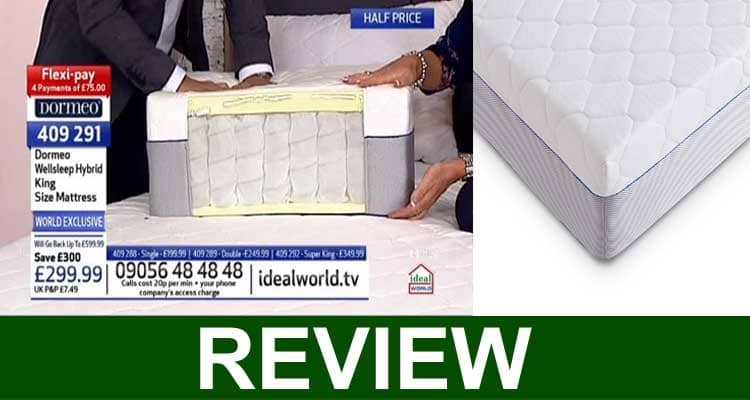 Dormeo Wellsleep Hybrid Mattress Reviews. 2020