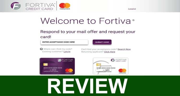 Fortivacreditcard com 2020