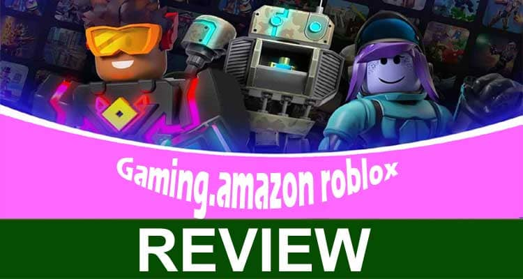 Gaming.amazon Roblox 2020