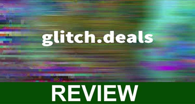 Glitchen Deals com 2020