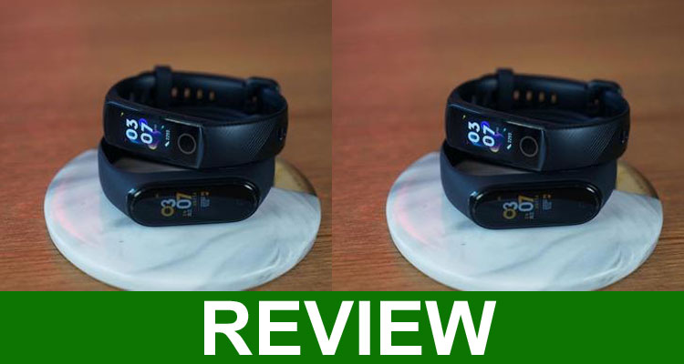 Honor band 5 appearance review 2020