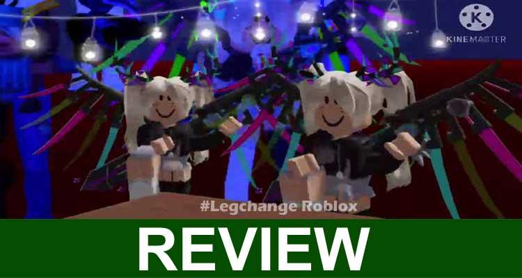 #Legchange Roblox, 2020