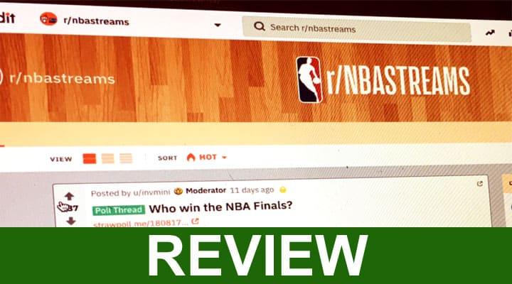 NBA Streams Xyz Not Working 2020
