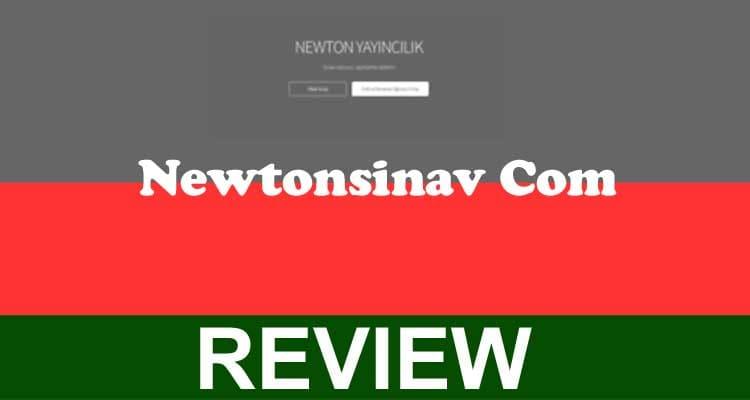 Newtonsinav Com 2020