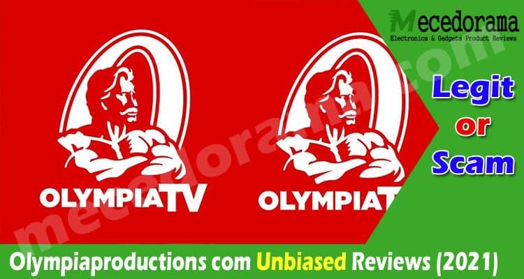 Olympiaproductions com Reviews {Dec} Is It Legit Site