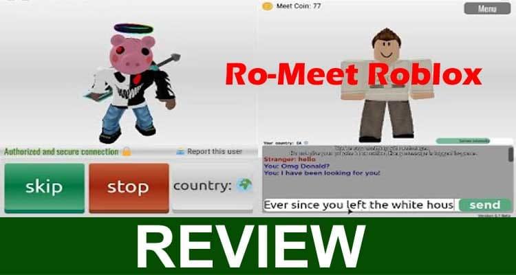 Ro-Meet Roblox 2020
