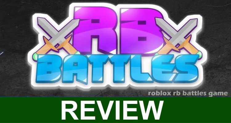 Roblox Rb Battles Game 2020
