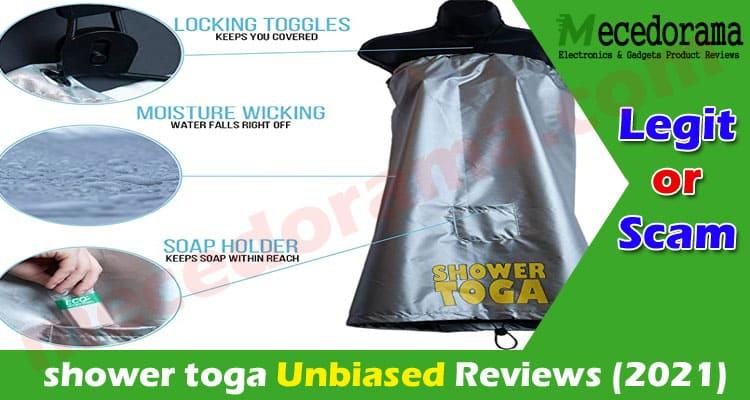 Shower Toga Reviews {Dec} Is It Reliable & Legit Site..