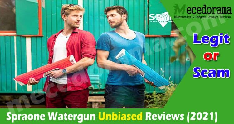Spraone Watergun Reviews (Dec 2020) Worth the Hype