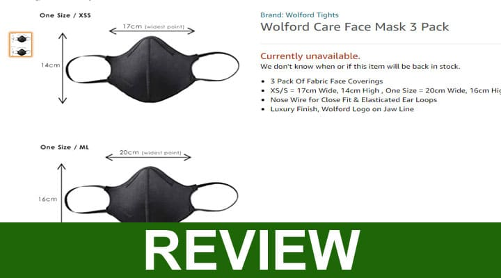 Wolford Care Face Mask Reviews 2020
