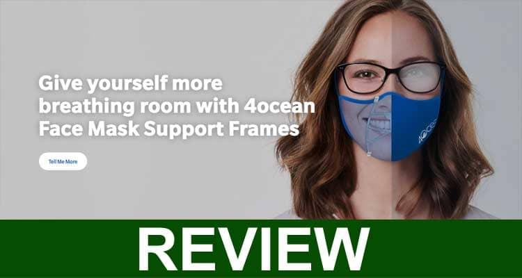 4ocean Face Mask Reviews 2021