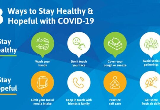8 Ways to Stay Healthy After Covid-19 2021