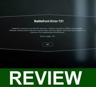 Battlefront Error 721 (Jan) How To Fix This Error