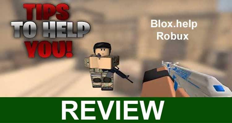 Blox.help Robux 2020