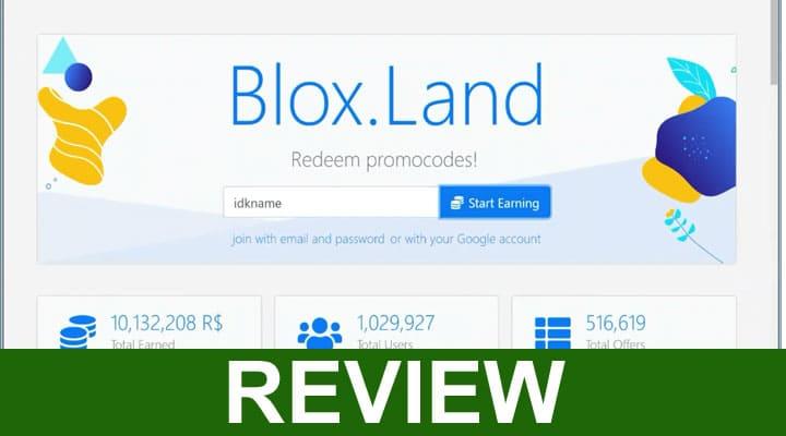 Blox.land Promo Codes 2021 Mece