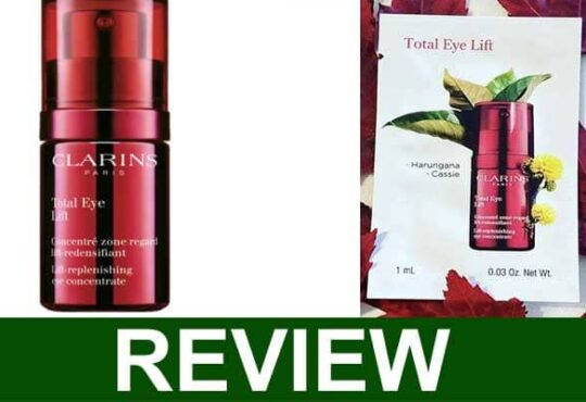 Clarins Total Eye Lift Review 2021