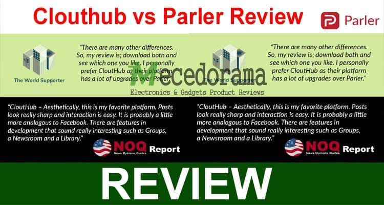 Clouthub vs Parler Review 2021
