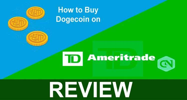 Dogecoin on TD Ameritrade Review 2021