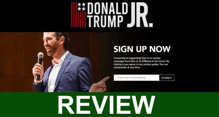 Don Jr .com Review 2021