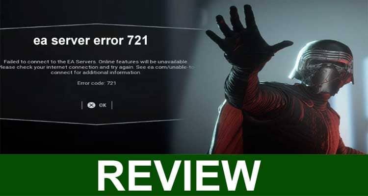 EA Server Error 721 2021