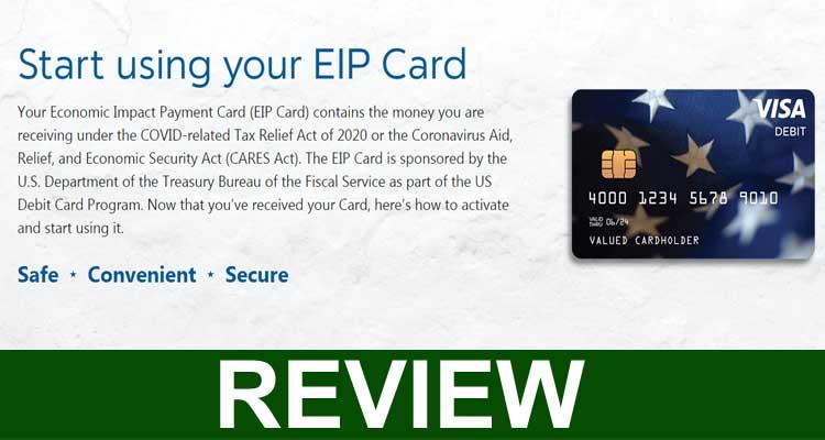 Eipcard com Covidreliefirs 2021