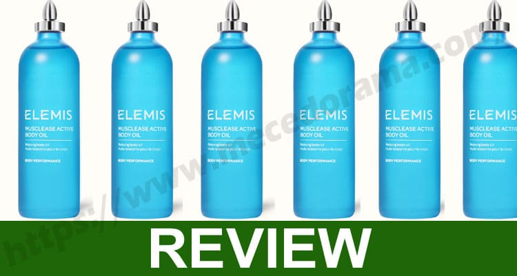 Elemis Musclease Active Body Oil Review 2021 Mece