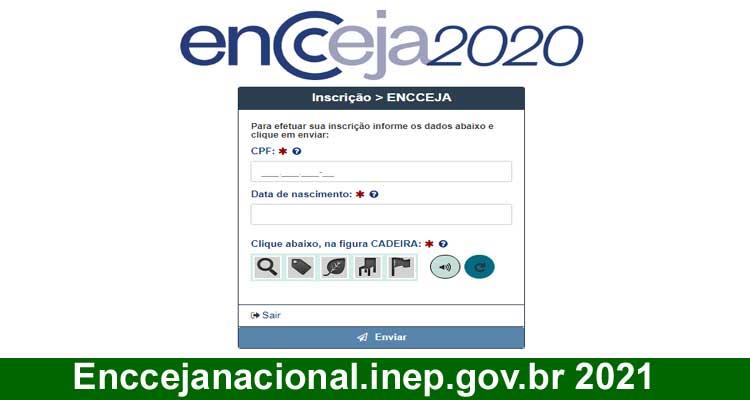 Enccejanacional.inep.gov.br 2021