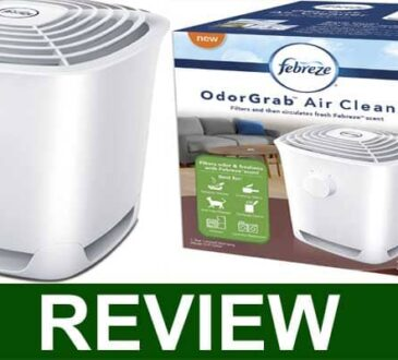 Febreze Odorgrab Air Cleaner Reviews 2021