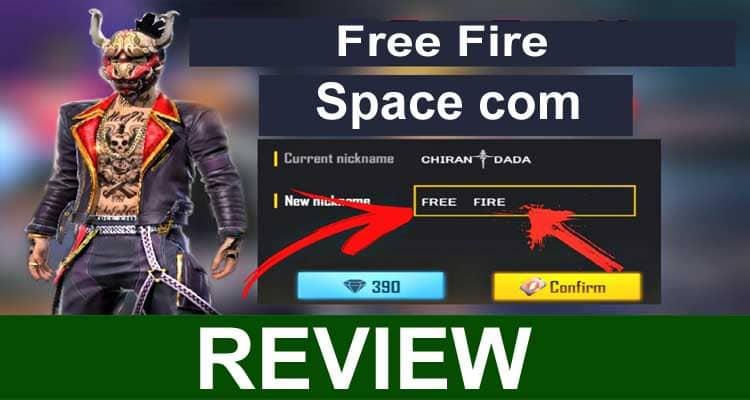 Free Fire Space Com 2021