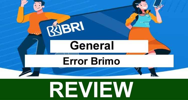 General Error Brimo 2021