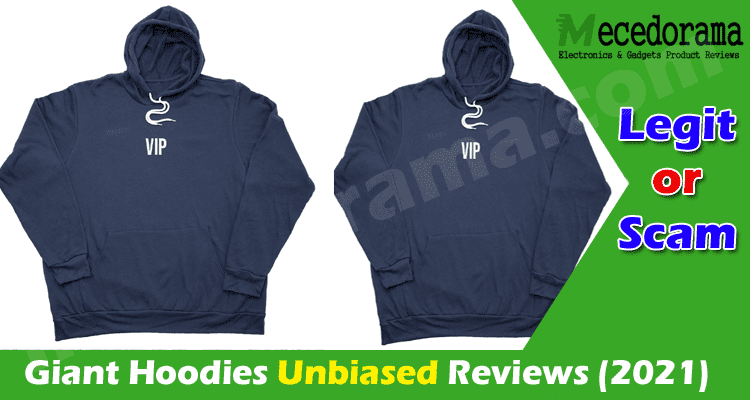Giant Hoodies Review (Jan) Is This A Legitimate Website